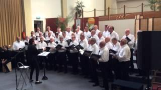 Quattro Cavai che trottano  - Venloos Mannenkoor de Meulezengers á capella
