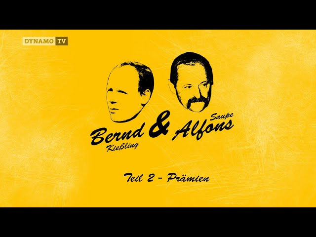 Bernd Kießling & Alfons Saupe | Teil 2