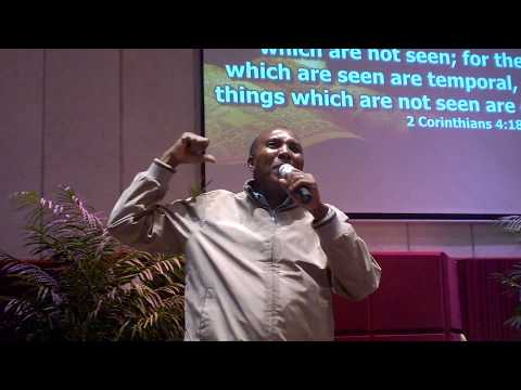 "Paul Meuma - Power of Praise #3 Excerpts from ""Catch the Vision 2"""