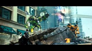 Transformers: Dark of the Moon - Clip (19/19) Optimus Prime vs. Sentinel Prime