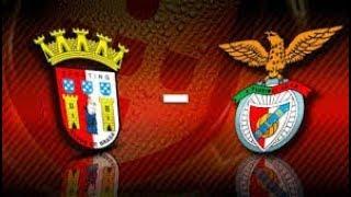 Benfica vs Braga (resultado e relato)