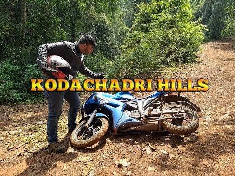 Kodachadri - Thrilling OffRoad Experience   Mangalore to Kodachadri   BrinTechno