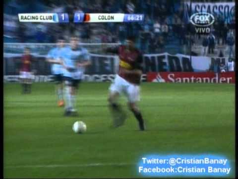 racing-1-colon-2-(tv-fox-sports)-copa-sudamericana-2012-los-goles-(30/8/2012)