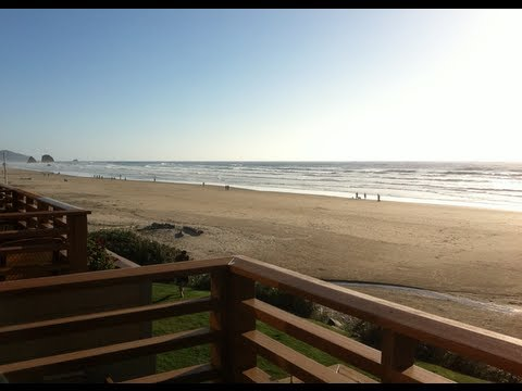 A guide to Cannon Beach, Oregon -  with kids
