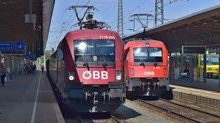Züge Wiener Neustadt Hbf ● 18.07.2017