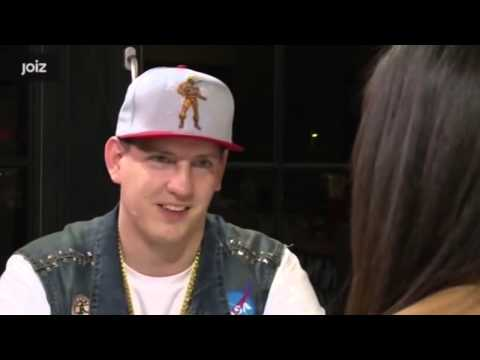 Money Boy über Drogen