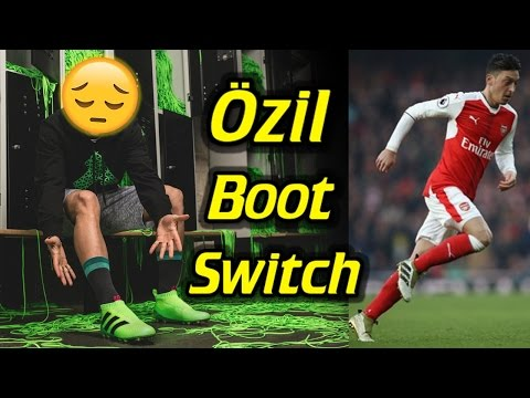 Özil Doesn't Like the New PureControl?