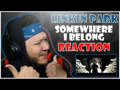 🎤 Hip-Hop Fan Reacts To Linkin Park - Somewhere I Belong 🎸