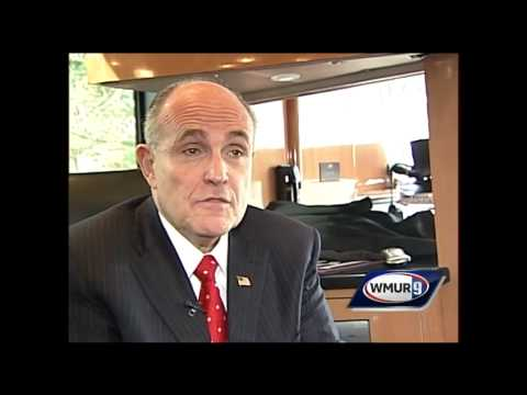 NH Primary Vault: Once the candidate to beat, Rudy fights to stay relevant in fall of 2007