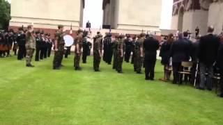 The Band Of The Royal Irish God Save The Queen