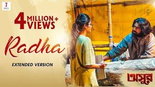 Radha Extended Version   ASUR   Jeet   Abir   Nusrat   Pavel   Bickram Ghosh   Iman   Shovan  