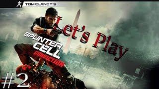 Splinter Cell: Conviction [Xbox One] - Twitch Stream - Part 2