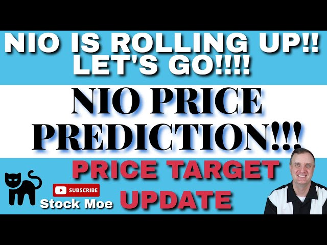 THESE STOCKS COULD DOUBLE & MASSIVE UPSIDE POTENTIAL FOR NIO STOCK PRICE PREDICTION NIO NEWS TODAY!