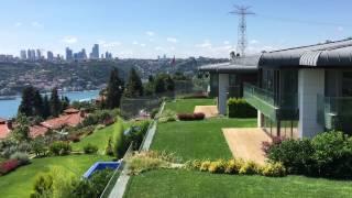 Boğaz Manzaralı, Lüks Villa. Kandilli/İstanbul