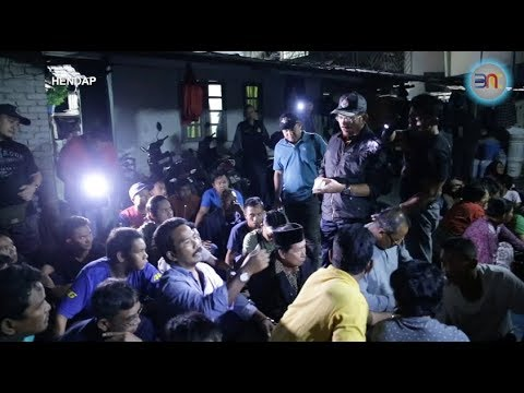 HENDAP (Episod 6) - Serbuan Imigresen Malaysia di Perkampungan Setinggan