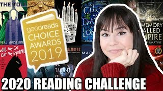 "READING CHALLENGE 2020 || Books to Read in 2020 from ""Best"" on Goodreads"