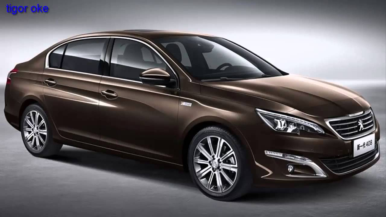 2016 peugeot 408, new release date - youtube