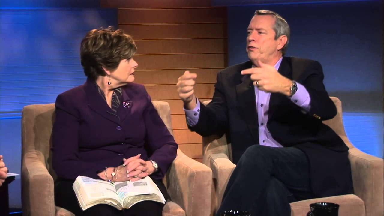 God Knows with Mike and Cindy Jacobs: Binding The Strongman - part 3