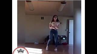 Суперская классно танцует