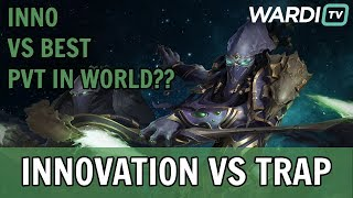 InNoVation vs Trap (Best PvTer in the World?) - Alpha Pro Series Showmatch