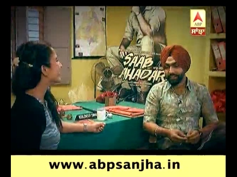 Ammy Virk's 'detective side' on ABP Sanjha