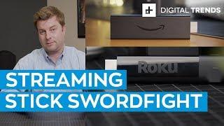 Amazon Fire TV Stick 4K vs. Roku Streaming Stick+