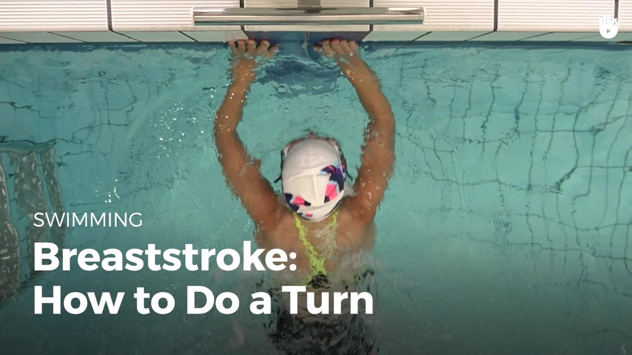 How to Perform a Flip Turn While Swimming pics