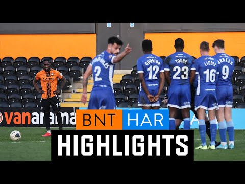 Barnet Hartlepool Goals And Highlights