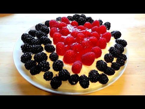 Valentines Cheese Cake (No Bake recipe) How to make Romantic food recipe