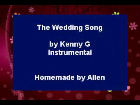 The Wedding Song by Kenny G - Instrumental by Allen Clewell