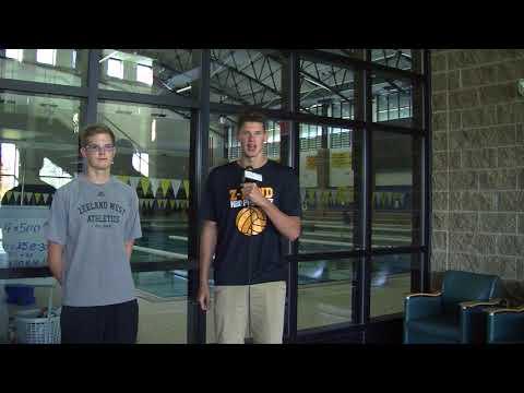 Zeeland High School Water Polo Commercial