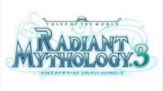 Tales of the World: Radiant Mythology 3:  Sad Memory