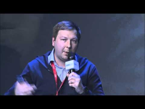 Fireside Chat: The Intersection Of Mobile And Robotics:Dmitry Grishin  CEO At Mail.ru Group