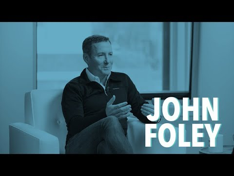 Conversations With...John Foley