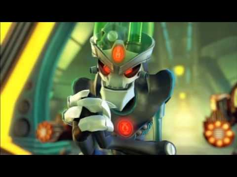 Ratchet And Clank A Crack In Time Dr Nefarious's plan