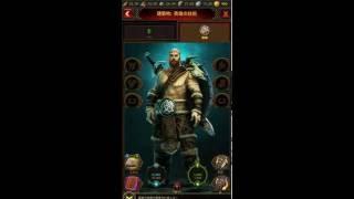 ヴァイキングクランの英雄のプレイ動画
