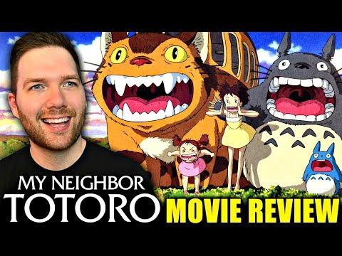 My Neighbor Totoro - Movie Review
