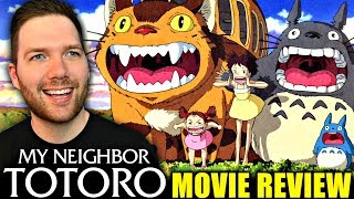 My Neighbor Totoro - Movie Review