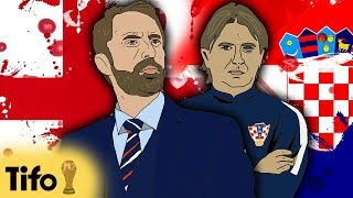How Can England Beat Croatia? Semi-Final Preview