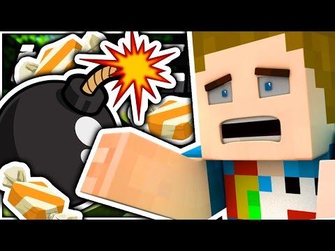 Minecraft | RUN MAN!! BOMBS EVERYWHERE!! - Project Ozone #2