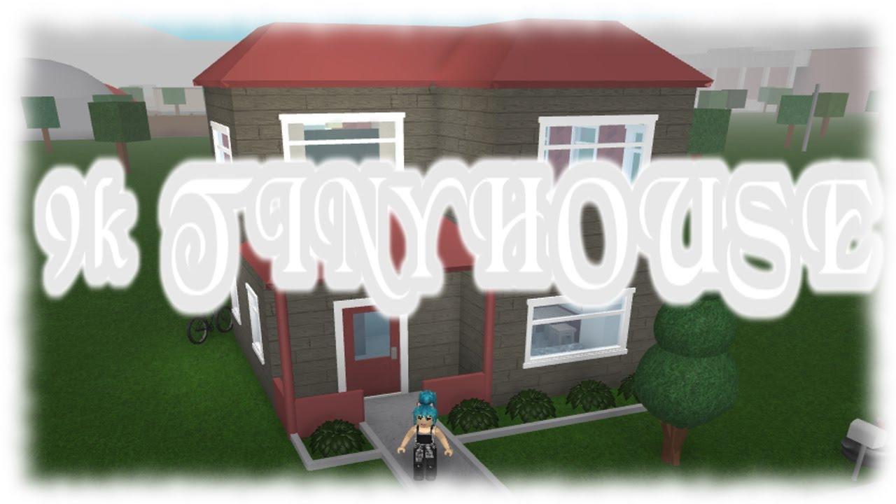 Roblox 9k TINY HOUSE Bloxburg YouTube