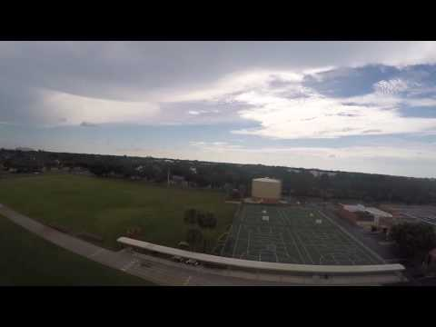 S500 Quadcopter East Naples Middle school field..time and altitude tests