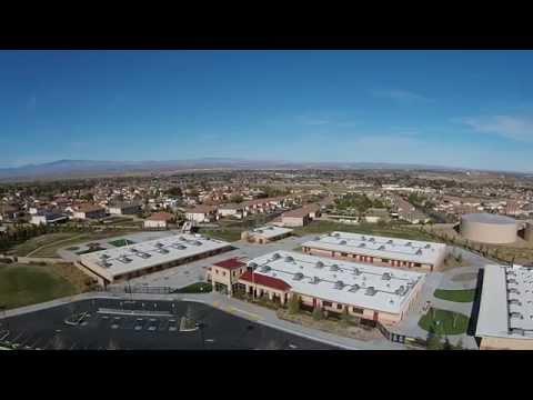 Gregg Anderson Academy Aerial #1
