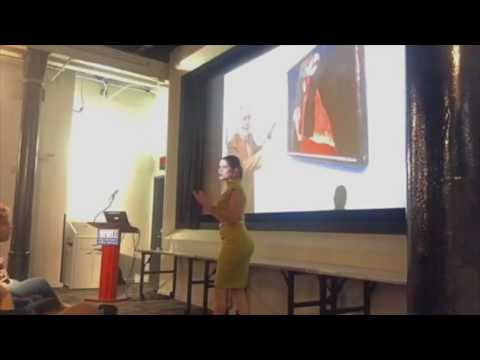 "Lunchbox Lecture: Anna Desormeaux: ""Portrait of Wally"""