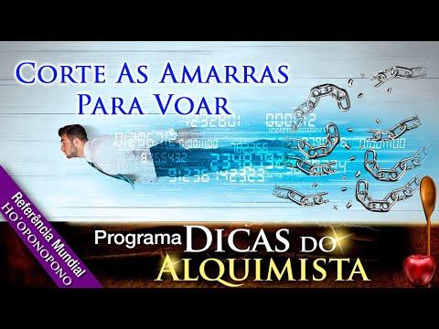 Programa Dicas Do Alquimista - Corte As Amarras Para Voar - Alcides Melhado Filho - 23-01-2020