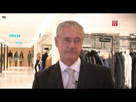 Interview M. Michael SCHERPE - Soirée A