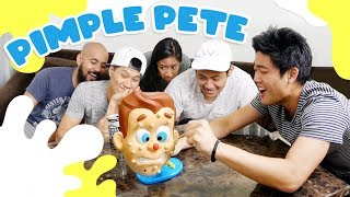 Playing Pimple Pete!
