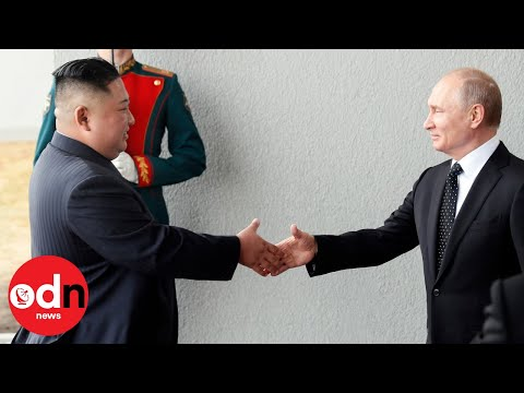 Top 10 Funniest Moments From Kim Jong-un's Meeting With Vladimir Putin