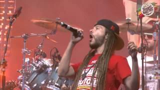 Live de Danakil au Reggae Sun Ska Festival 17ème édition
