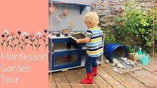 Montessori Garden Tour